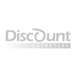 Covidien - 20522C - Dover Coude 2-Way 100% Silicone Foley Catheter 22 Fr 5 cc