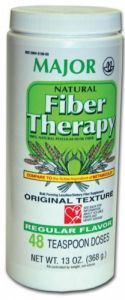 Major Pharmaceuticals From: 006244 To: 006263 - Natural Fiber Therapy, 390gm, Regular Flavor, Compare To Metamucil
