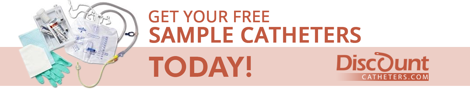 Get your free sample Catheters today!